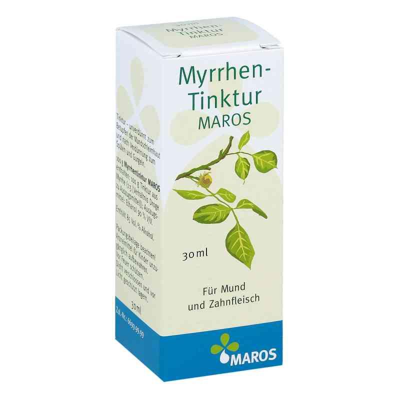 Myrrhentinktur MAROS  bei juvalis.de bestellen