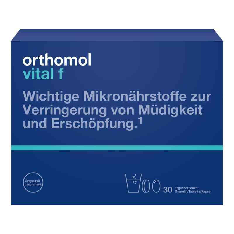 Orthomol Vital F Grapefruit Granulat/kaps.  bei juvalis.de bestellen