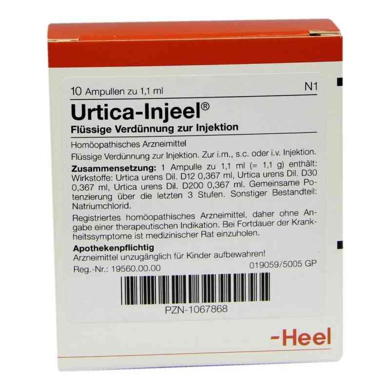 Urtica Injeel Ampullen  bei juvalis.de bestellen