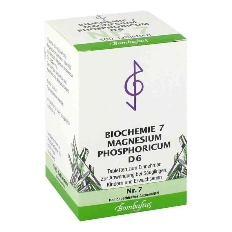 Biochemie 7 Magnesium phosphoricum D6 Tabletten  bei juvalis.de bestellen