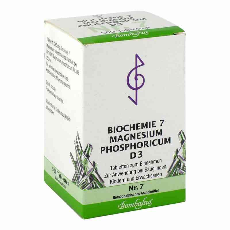 Biochemie 7 Magnesium phosphoricum D3 Tabletten  bei juvalis.de bestellen