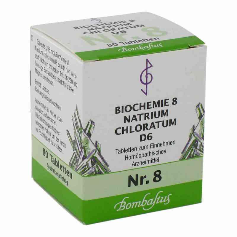 Biochemie 8 Natrium chloratum D6 Tabletten  bei juvalis.de bestellen