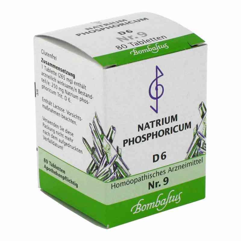 Biochemie 9 Natrium phosphoricum D6 Tabletten  bei juvalis.de bestellen