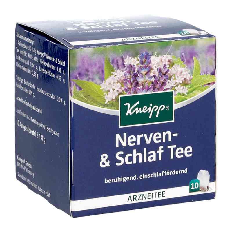 Kneipp Nerven- und Schlaf-Tee  bei juvalis.de bestellen