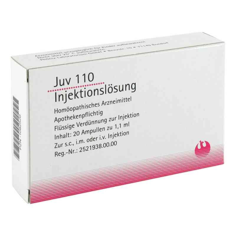 Juv 110 Injektionslösung Ampullen  bei juvalis.de bestellen