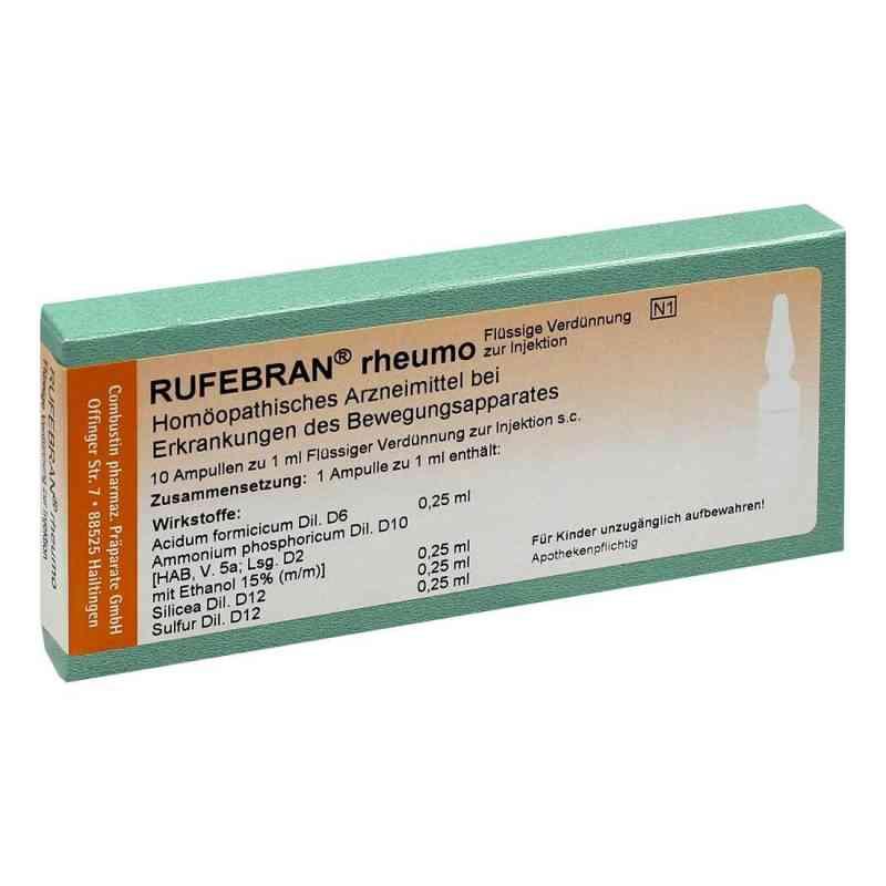 Rufebran rheumo Ampullen  bei juvalis.de bestellen