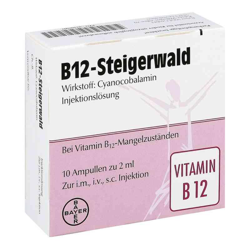 B12 Steigerwald Injektionslösung  bei juvalis.de bestellen