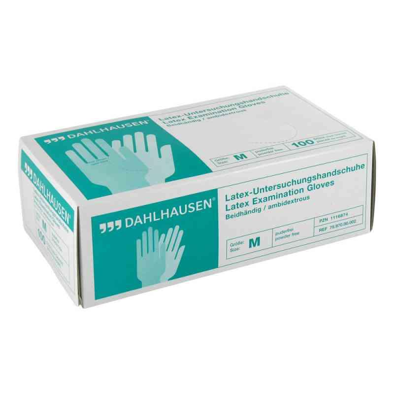 Handschuhe Latex ungepudert Größe m  bei juvalis.de bestellen