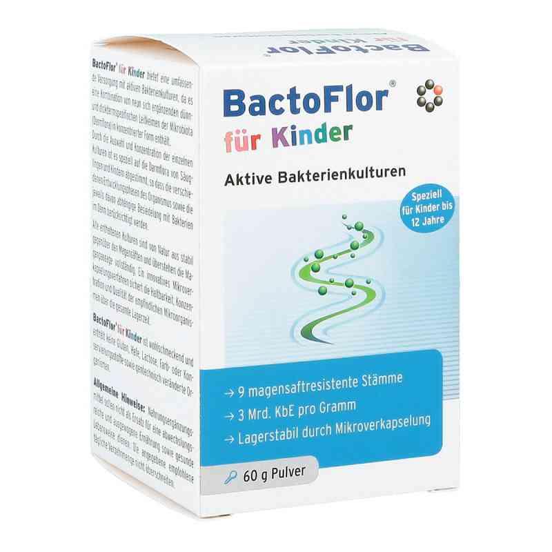 Bactoflor für Kinder Pulver  bei juvalis.de bestellen