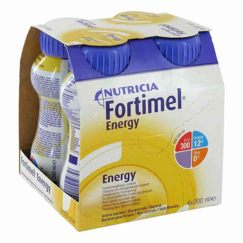 Fortimel Energy Bananengeschmack  bei juvalis.de bestellen