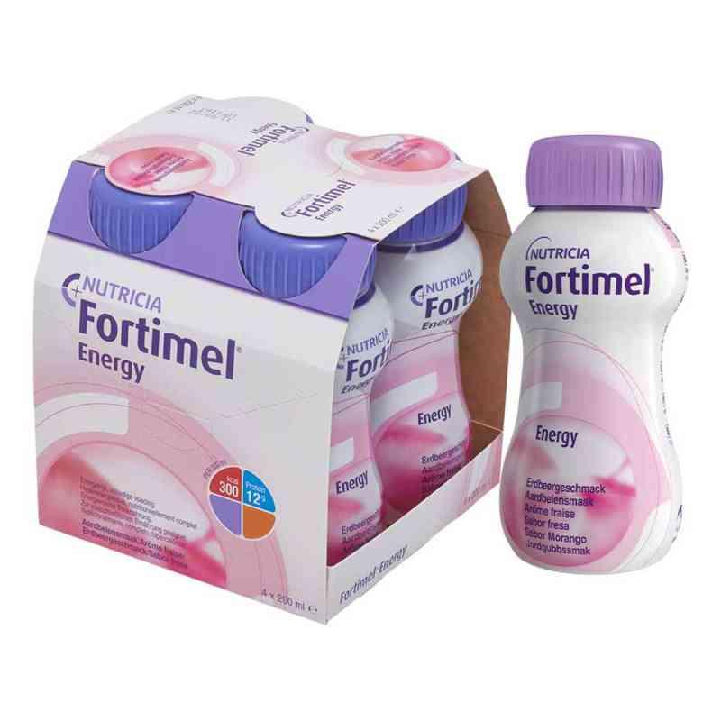 Fortimel Energy Erdbeergeschmack  bei juvalis.de bestellen