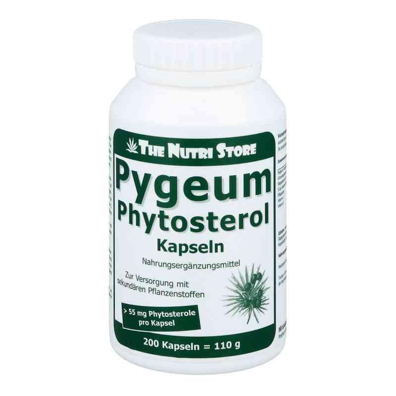 Pygeum Phytosterol vegetarisch Kapseln  bei juvalis.de bestellen