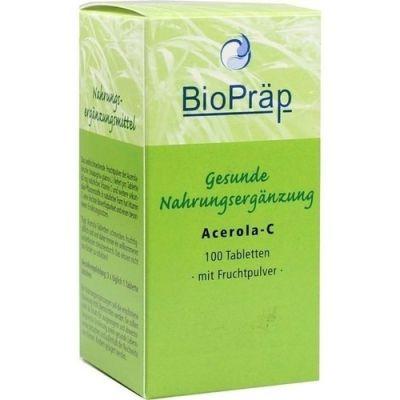 Acerola C Tabletten Lutschtabletten  bei juvalis.de bestellen