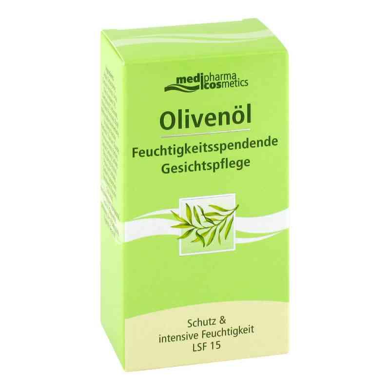 Olivenöl feuchtigkeitsspendende Gesichtspflege  bei juvalis.de bestellen