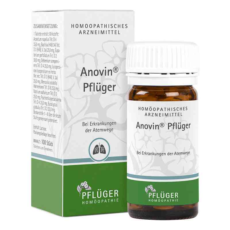 Anovin Pflüger Tabletten  bei juvalis.de bestellen