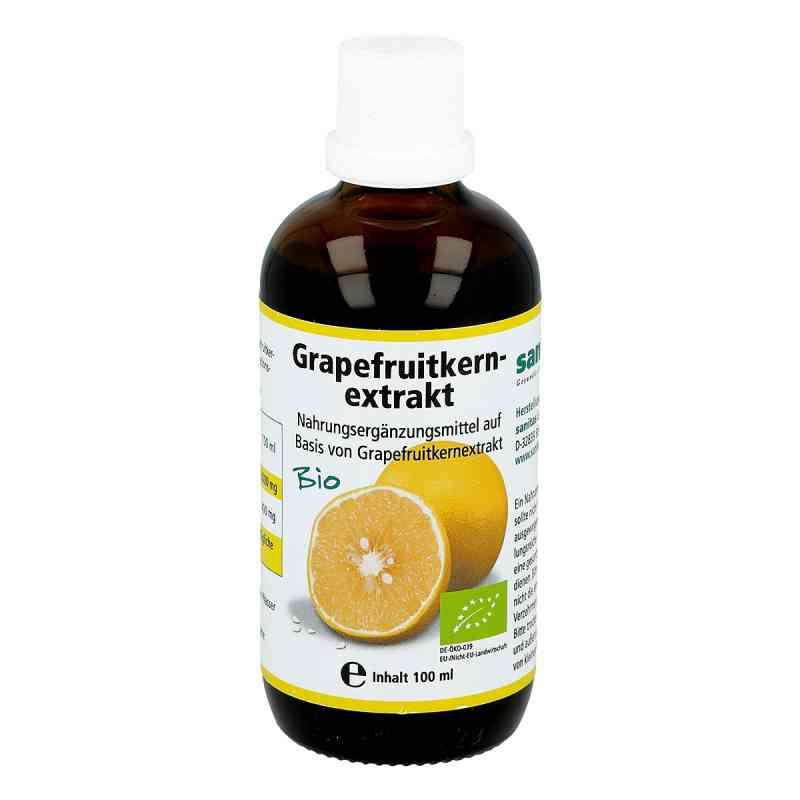 Grapefruit Kern Extrakt Bio Lösung  bei juvalis.de bestellen