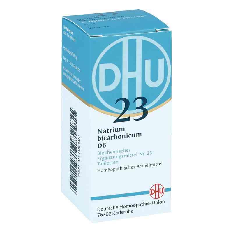 Biochemie Dhu 23 Natrium bicarbonicum D 6 Tabletten   bei juvalis.de bestellen