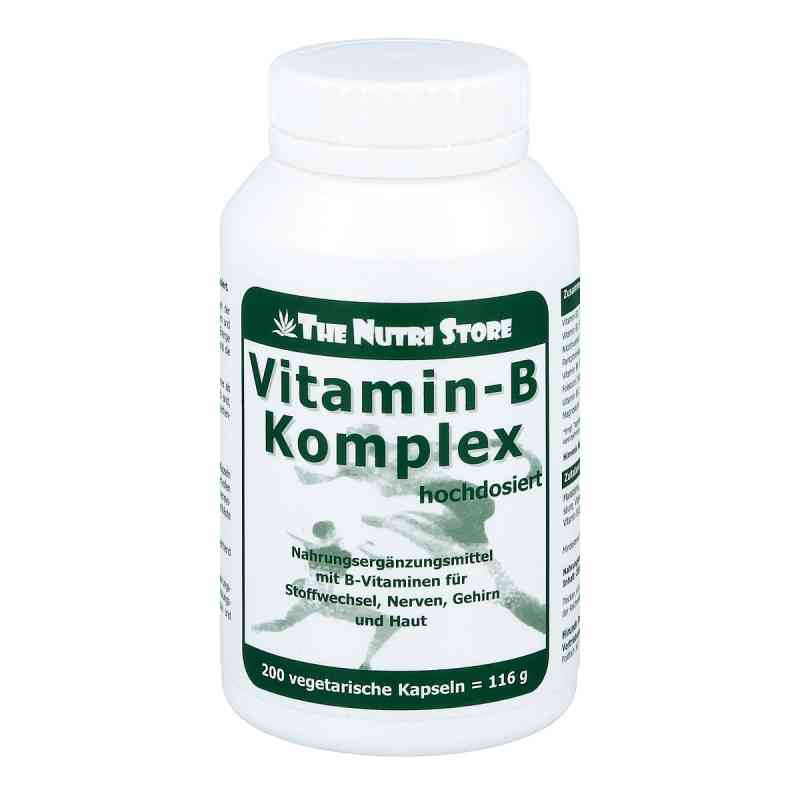 Vitamin B Komplex hochdosiert Kapseln  bei juvalis.de bestellen