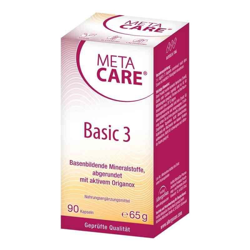 Meta Care Basic 3 Kapseln  bei juvalis.de bestellen