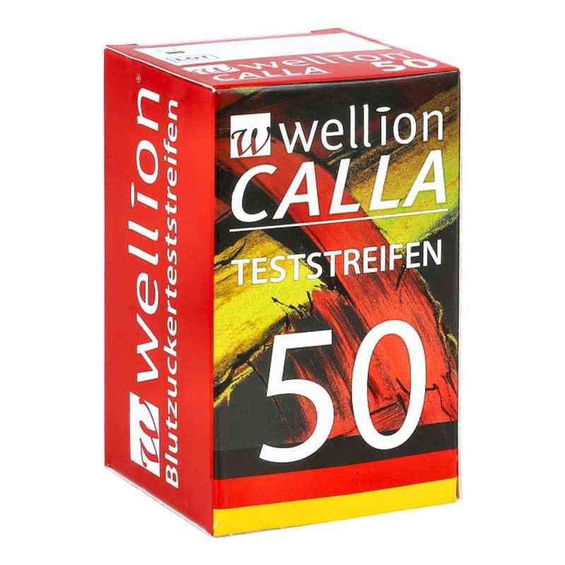 Wellion Calla Blutzuckerteststreifen  bei juvalis.de bestellen