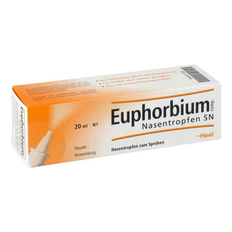 Euphorbium Compositum Nasentr.sn Nasendosierspray  bei juvalis.de bestellen