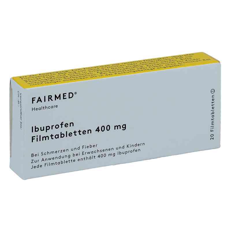 Ibuprofen 400 akut Fair-Med  bei juvalis.de bestellen