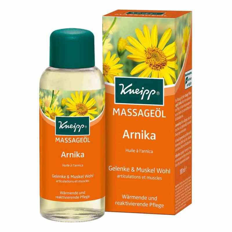 Kneipp Massageöl Arnika  bei juvalis.de bestellen