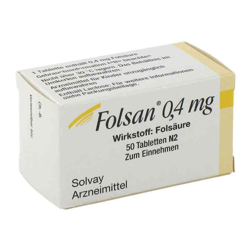 Folsan 0,4 mg Tabletten  bei juvalis.de bestellen