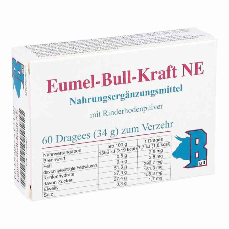 Eumel Bull Kraft Ne Dragees  bei juvalis.de bestellen