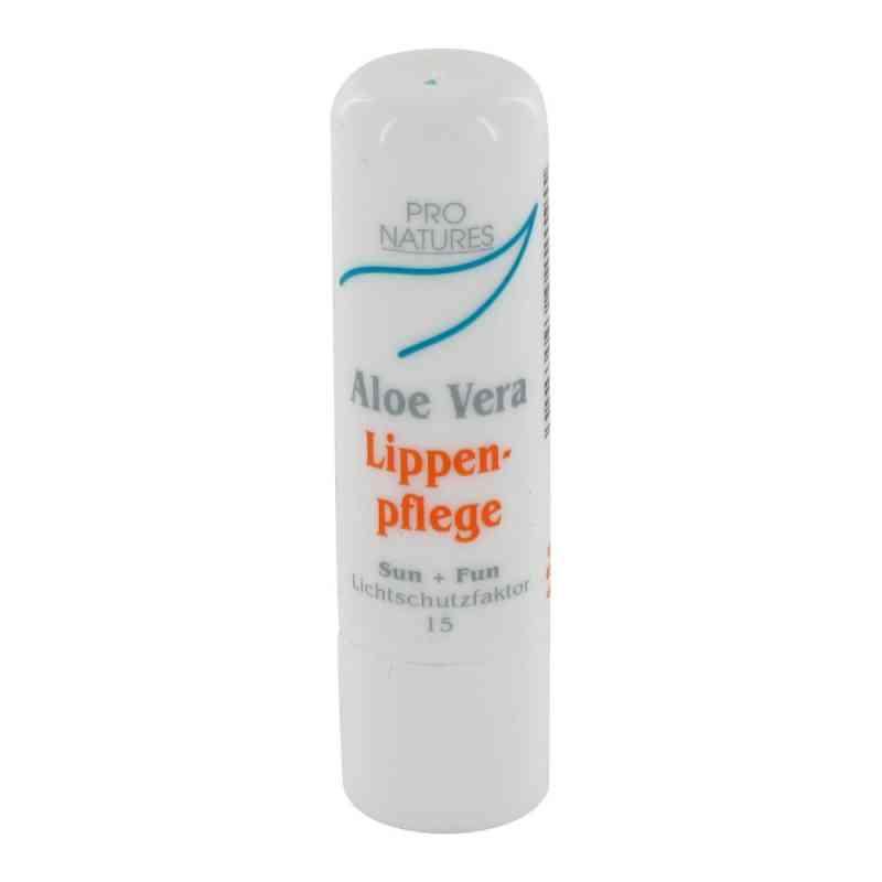 Aloe Vera Lippenpflegestift  bei juvalis.de bestellen