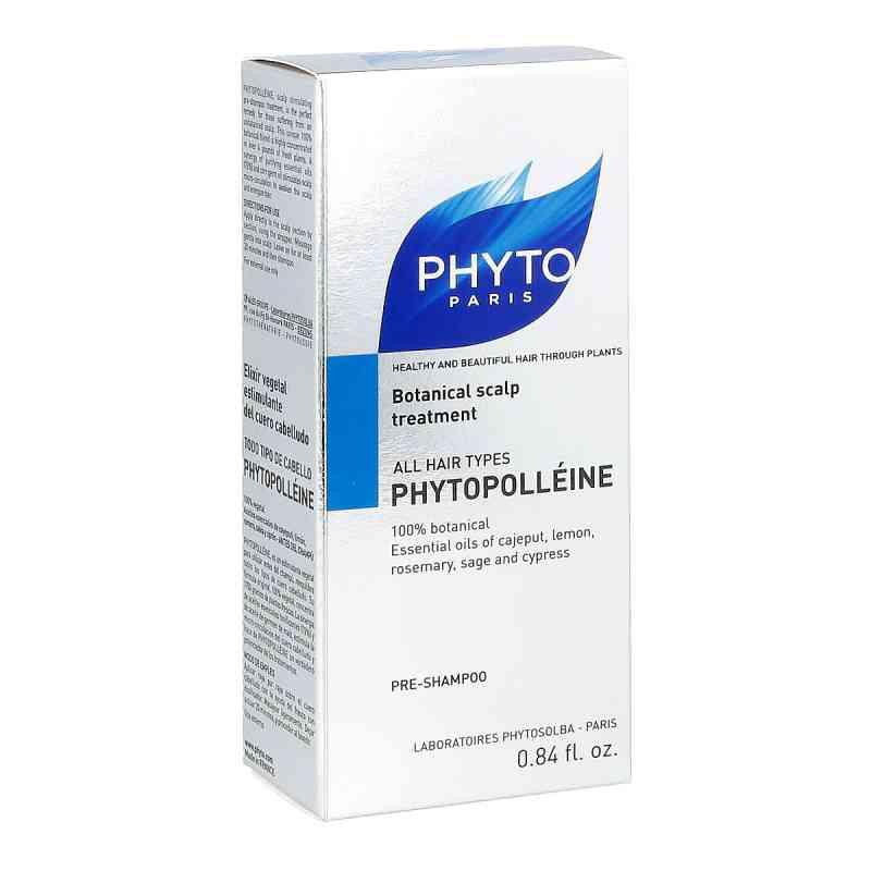 PHYTOPOLLÉINE Pflanzliches Elixier für die Kopfhaut  bei juvalis.de bestellen