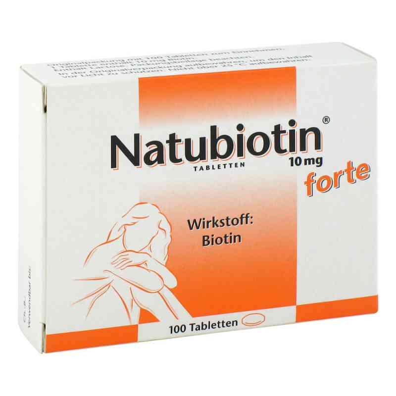 Natubiotin 10 mg forte Tabletten  bei juvalis.de bestellen