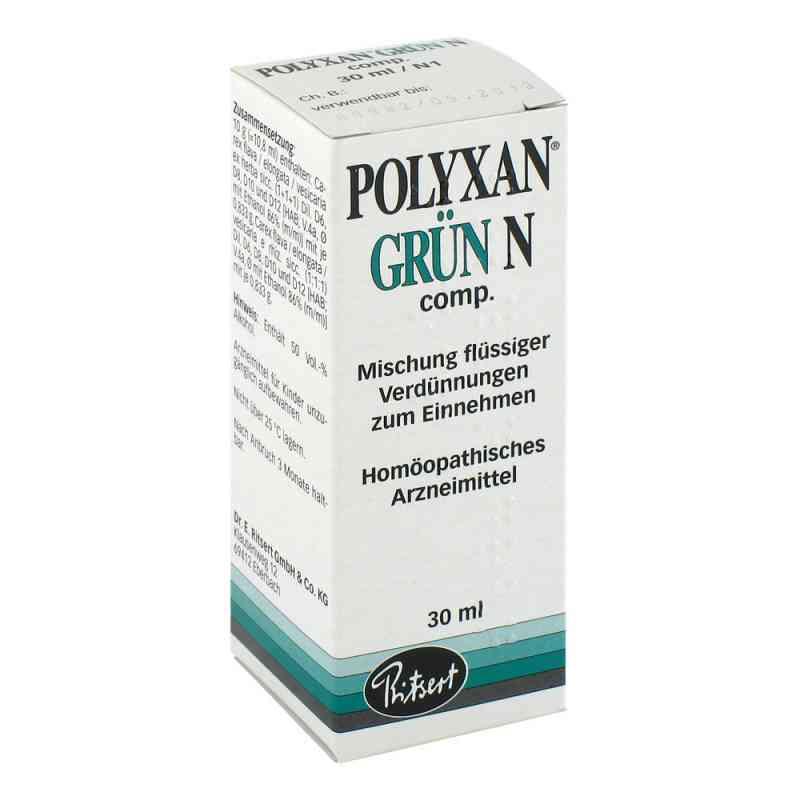 Polyxan grün N compositus Tropfen  bei juvalis.de bestellen
