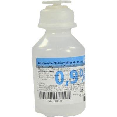 Kochsalzlösung 0,9% Plastikflasche  bei juvalis.de bestellen