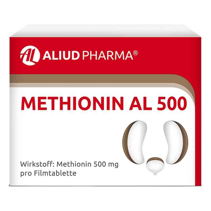 Methionin Al 500 Filmtabletten  bei juvalis.de bestellen