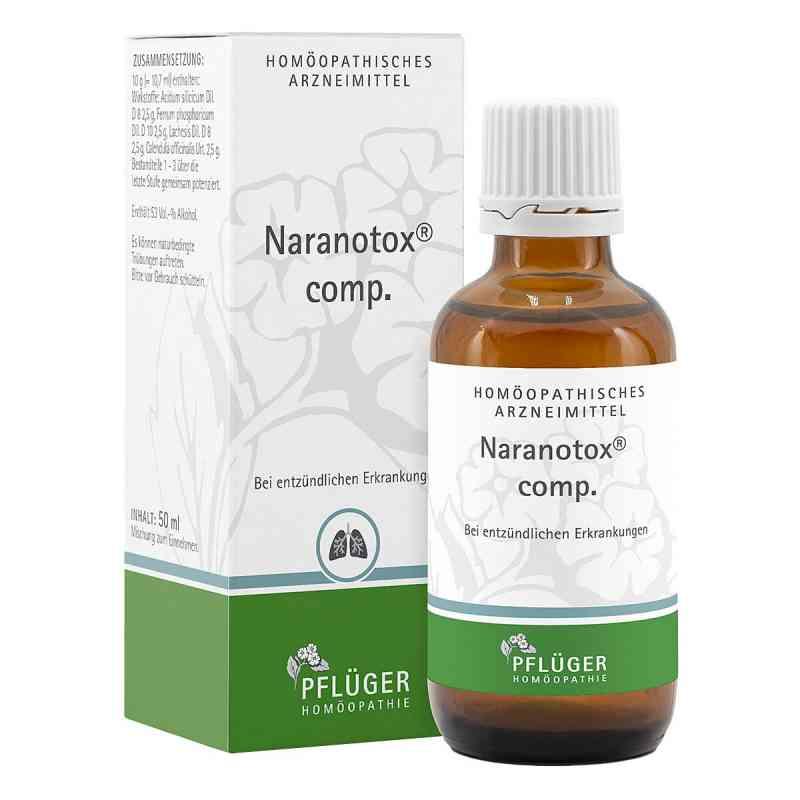 Naranotox compositus Tropfen  bei juvalis.de bestellen