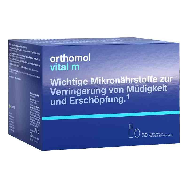 Orthomol Vital M Trinkfläschchen  bei juvalis.de bestellen