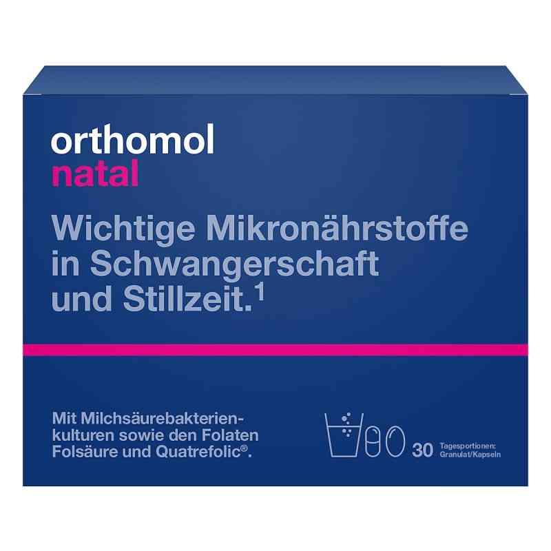 Orthomol Natal 30 Beutel granulat/kaps. Kombipackung  bei juvalis.de bestellen
