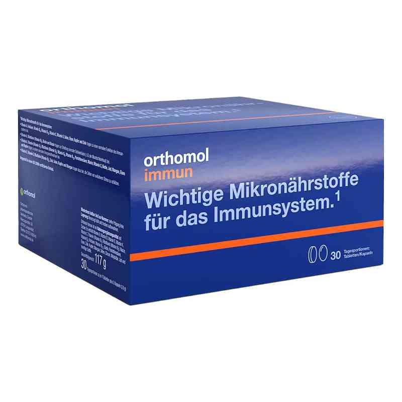 Orthomol Immun 30 Tabletten /kaps.kombipackung  bei juvalis.de bestellen