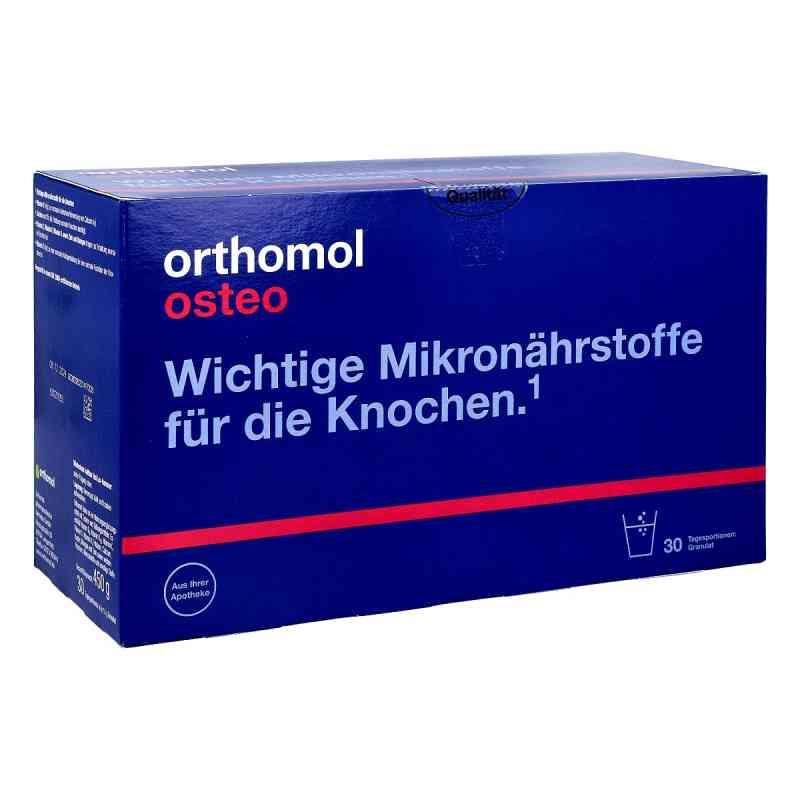 Orthomol Osteo Granulat Beutel  bei juvalis.de bestellen