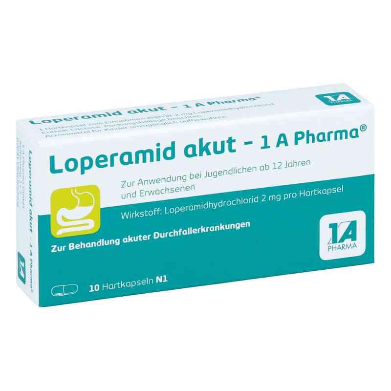 Loperamid akut-1A Pharma  bei juvalis.de bestellen