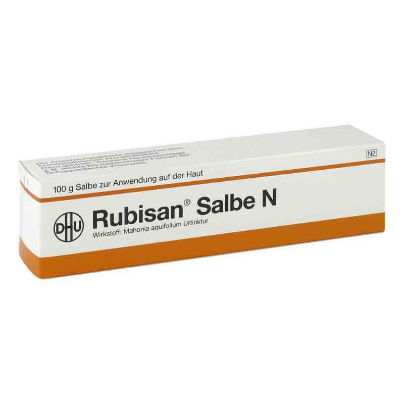 Rubisan Salbe N  bei juvalis.de bestellen