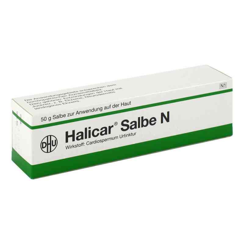 Halicar Salbe N  bei juvalis.de bestellen