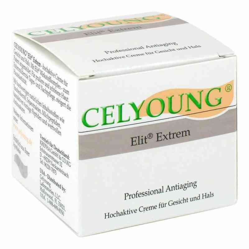 Celyoung Elit Extrem Creme  bei juvalis.de bestellen