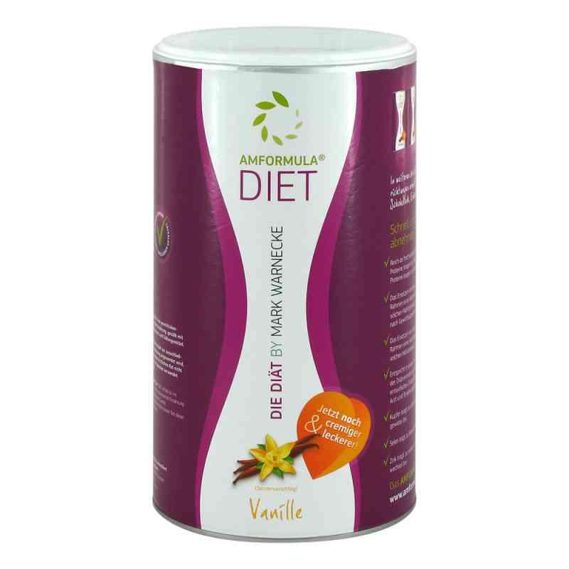 Amformula Diet Vanille Pulver  bei juvalis.de bestellen