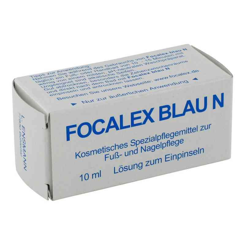 Focalex blau Tinktur  bei juvalis.de bestellen