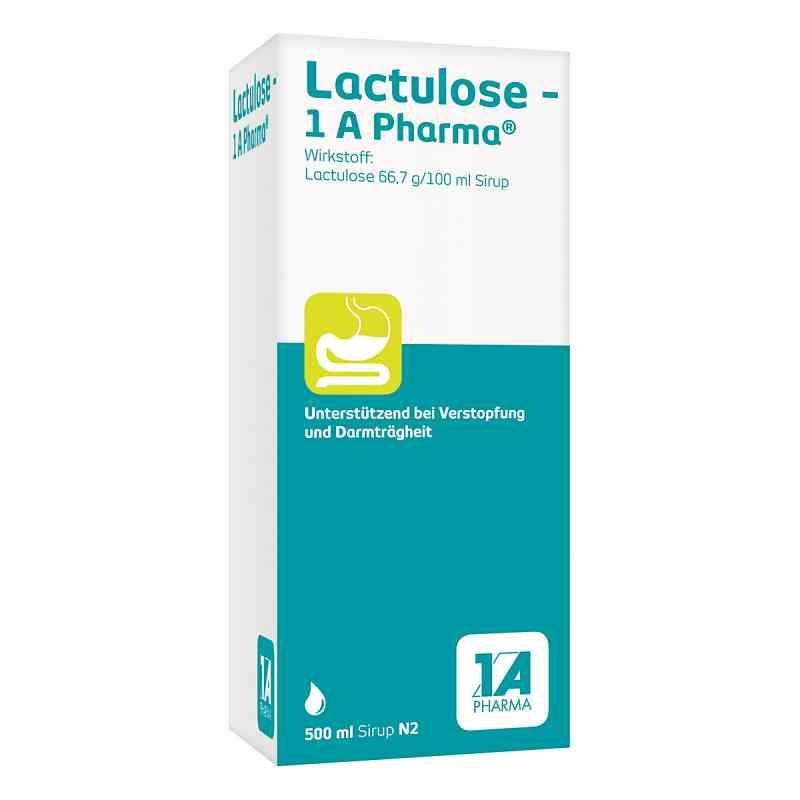 Lactulose-1A Pharma  bei juvalis.de bestellen