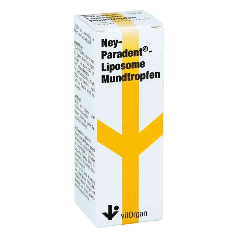 Neyparadent Liposome Mundtropfen  bei juvalis.de bestellen
