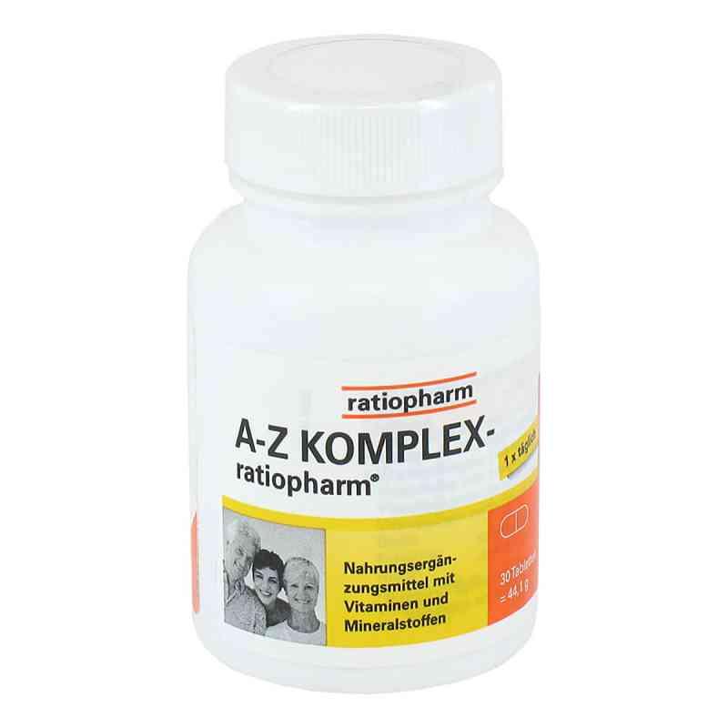 A-z Komplex ratiopharm Tabletten  bei juvalis.de bestellen
