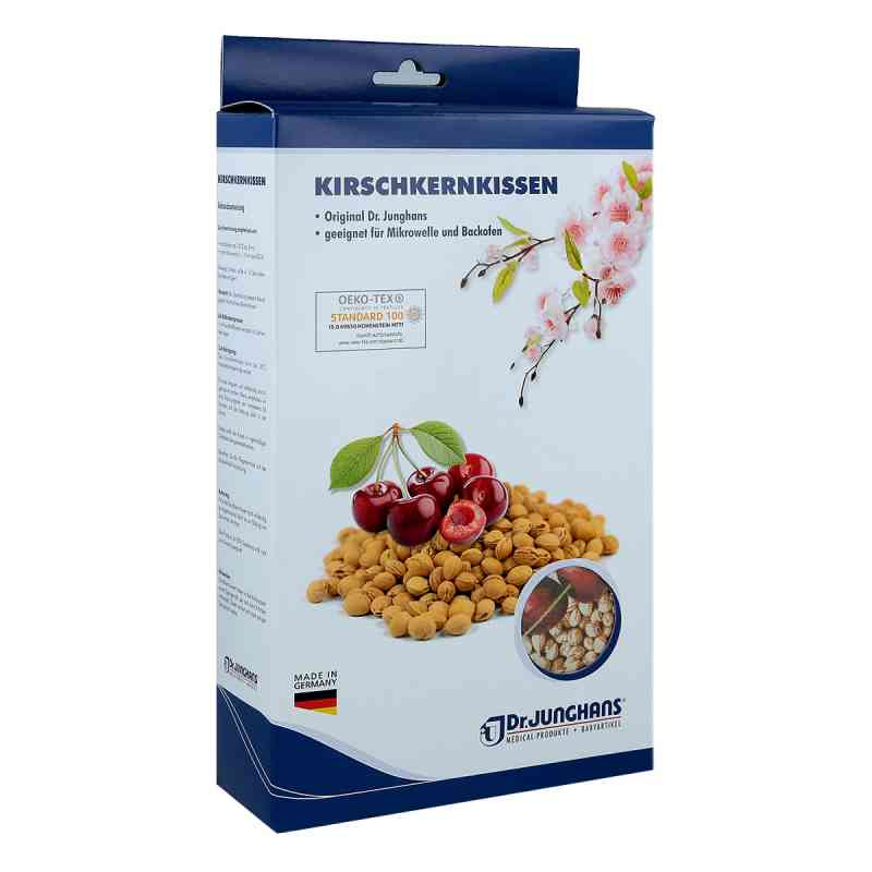 Kirschkernkissen 20x30 cm für Mikrowelle  bei juvalis.de bestellen